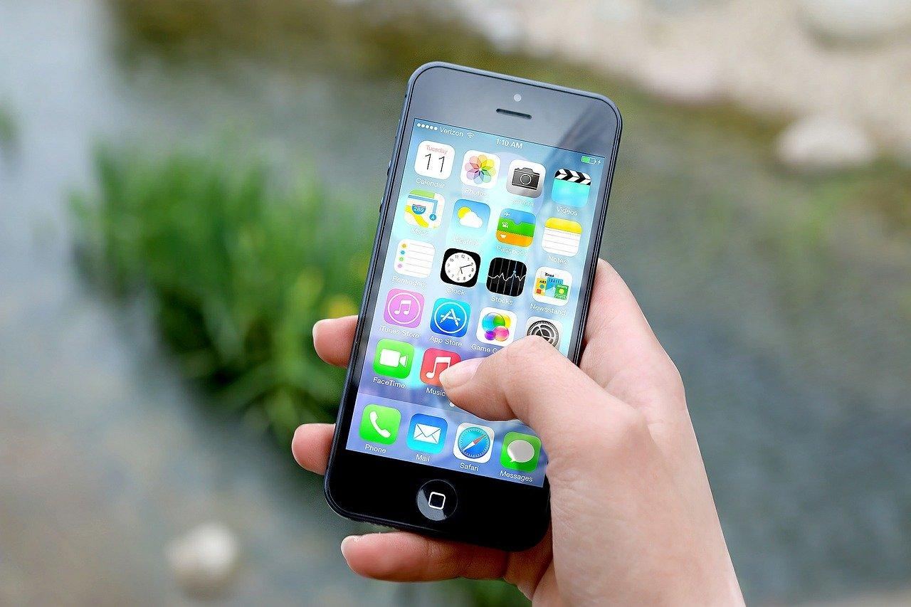Sociální sítě smartphone